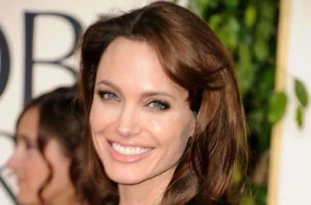 Angelina Jolie has an Inconsistent Diet