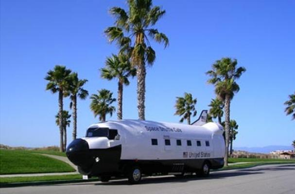 Space Shuttle Food Truck